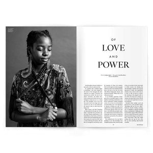 Darling, Magazine | Issue 24 Preview | The Gifted Type