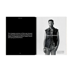 Fantastic Man Magazine | Autumn/Winter Preview | The Gifted Type
