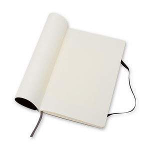 Moleskine Classic Pocket Softcover Notebook | Plain | The Gifted Type