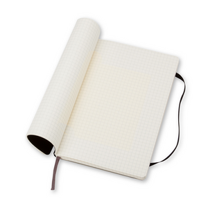 Moleskine Classic Pocket Softcover Notebook | Squared | The Gifted Type