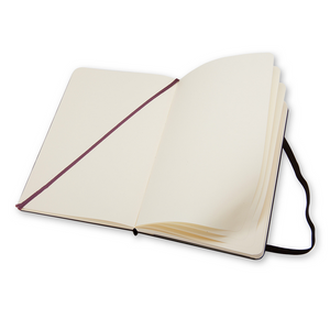 Moleskine Classic Pocket Hardcover Notebook | Plain | The Gifted Type