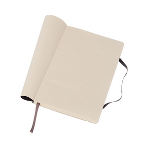 Moleskine Classic Large Softcover Notebook | Dotted | The Gifted Type