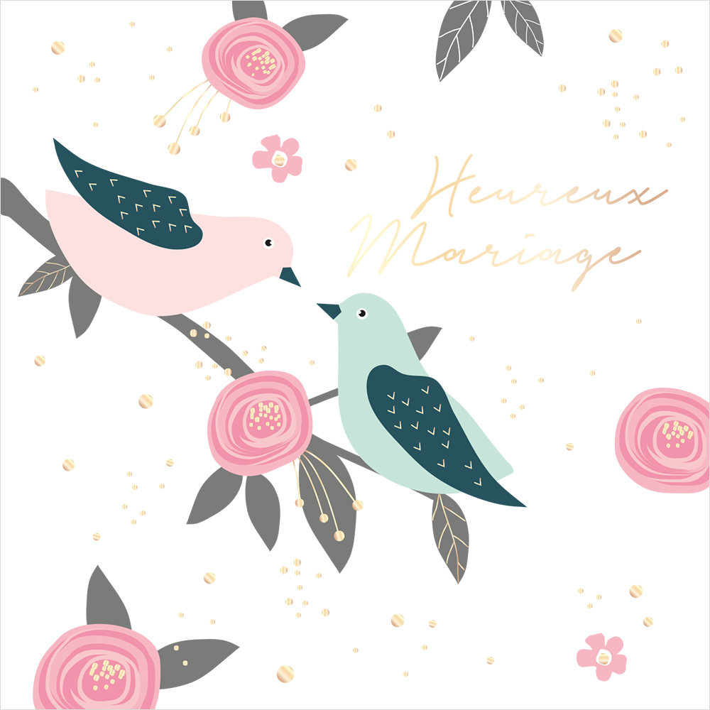 Heureux Marriage - QUA712