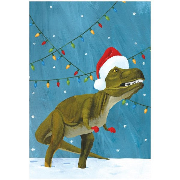 T-Rex With Mittens - HA1022