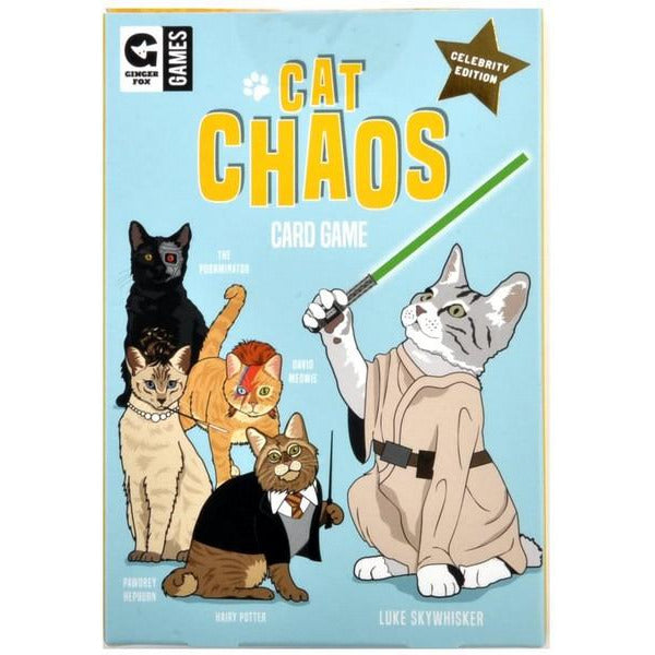 Cat Chaos - Game