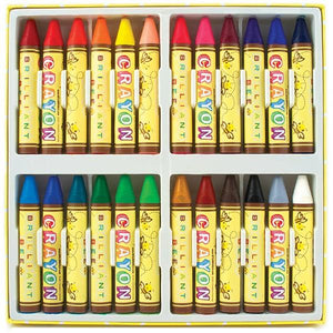 Brilliant Bee Crayons | The Gifted Type