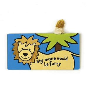 Jellycat Board Book - If I Were a Lion...
