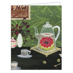 Boxed Notecards GreenNotes Still Life Set Of 16 | The Gifted Type