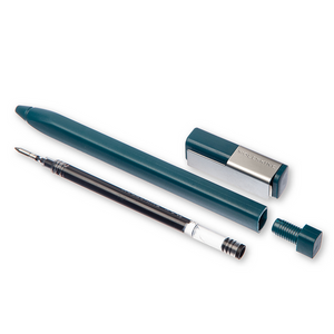 Moleskine Tide Green Roller Pen | The Gifted Type