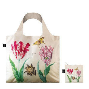 Loqi Tote Bag Two Tulips | The Gifted Type