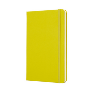 Moleskine Classic Large Hardcover Notebook | Dandelion Yellow | The Gifted Type