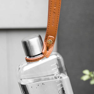 Memobottle Leather Lanyard | The Gifted Type