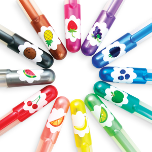 Yummy Yummy Scented Gel Pens | The Gifted Type