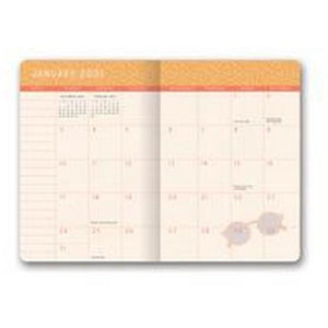 Going To Be Okay Pocket Planner - 17 Months