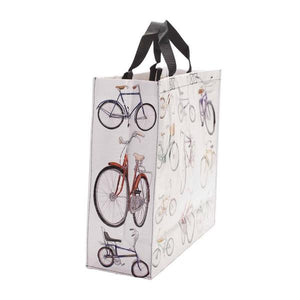 Blue Q Shopper Tote Bicycles | The Gifted Type