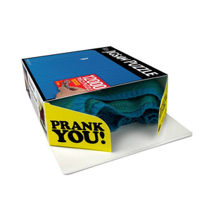 Prank Gift Box Standard Size - Impossible Puzzle
