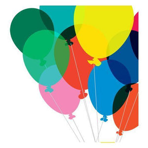 Balloon Bouquet Pop-Up Card | Up With Paper | The Gifted Type