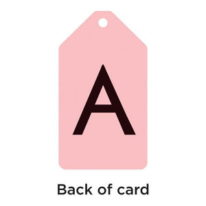 Flashcards My ABCs | Educational Toys | The Gifted Type