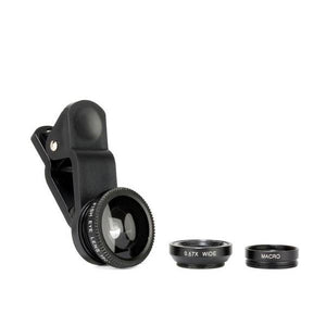 Clip Lens Set - Set of Three