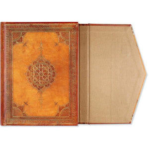 Arabesque Foldover Journal