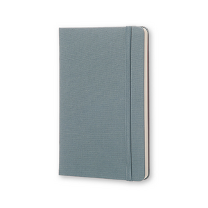 Moleskine Two-Go Notebook | Saxe Blue | The Gifted Type