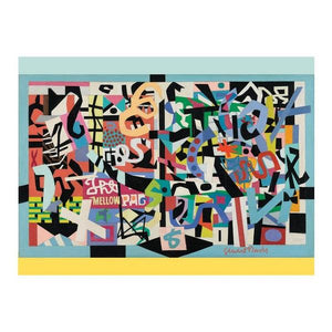 Stuart Davis - 1000 Pieces