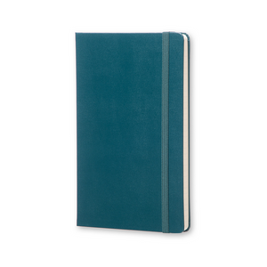 Moleskine Pro Notebook | Tide Green | The Gifted Type