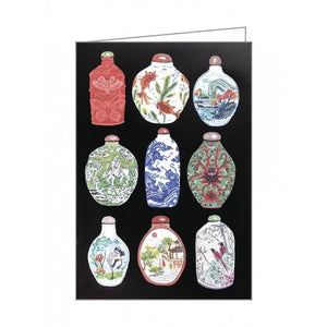 Boxed Notecards Luxe Foil Vintage China Set Of 10 | The Gifted Type