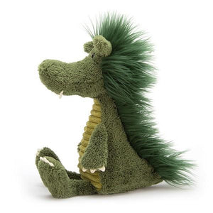 Jellycat Snagglebaggle Dudley Dragon Plush | The Gifted Type