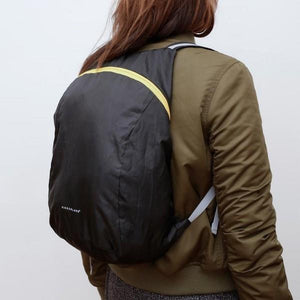 Black Compact Backpack