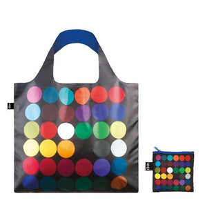 Loqi Tote Bag Dots | The Gifted Type