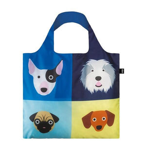 Loqi Tote Bag Dogs | The Gifted Type