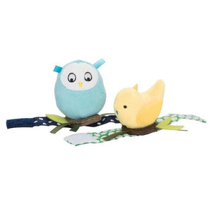 Manhattan Toy Company Wrist Rattle Set Bitty Birds | The Gifted Type
