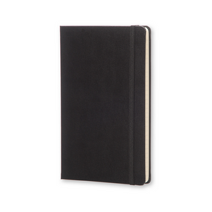 Moleskine Pro Notebook | Black | The Gifted Type