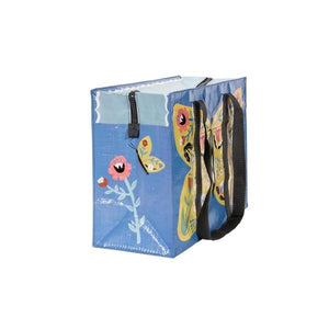 Blue Q Shoulder Tote Butterfly | The Gifted Type