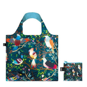 Loqi Tote Bag Birds | The Gifted Type