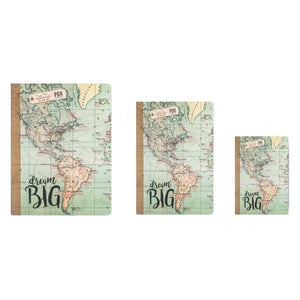 Legami Map | Notebook | The Gifted Type