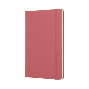 Moleskine Classic Large Hardcover Notebook | Daisy Pink | The Gifted Type