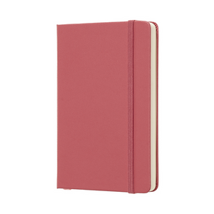 Moleskine Classic Pocket Hardcover Notebook | Daisy Pink | The Gifted Type