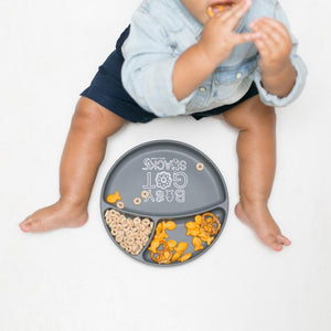 Bella Tunno Baby Got Snacks Wonder Plate | The Gifted Type