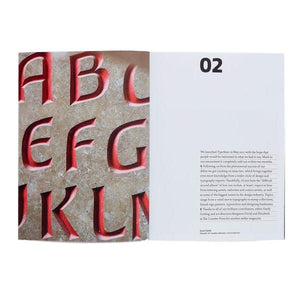TypeNotes Magazine | Issue 2 Preview | The Gifted Type