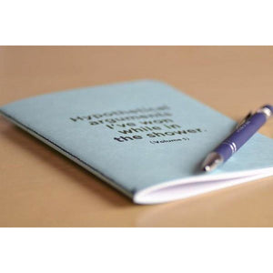 Hypothetical Arguments Notebook