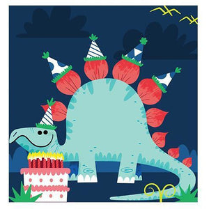 Dino-Mite Pop-Up Card | Up With Paper | The Gifted Type