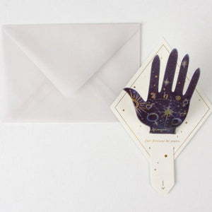 Fair Fortune Pop-Up Card | Up With Paper | The Gifted Type