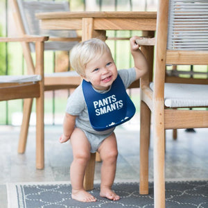 Bella Tunno Pants Smants Wonder Bib | The Gifted Type