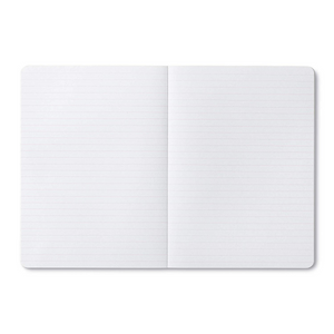 Blank Pages Notebook | The Gifted Type