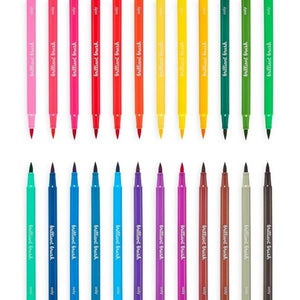 Brilliant Brush - Brush Markers Set of 24