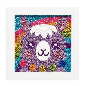 Gem Art DIY Kit - Lovely Llama