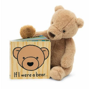 Jellycat Board Book - If I Were a Bear...