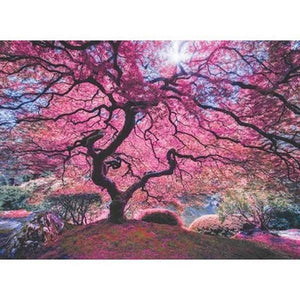 Pink Tree - 1000 Pieces